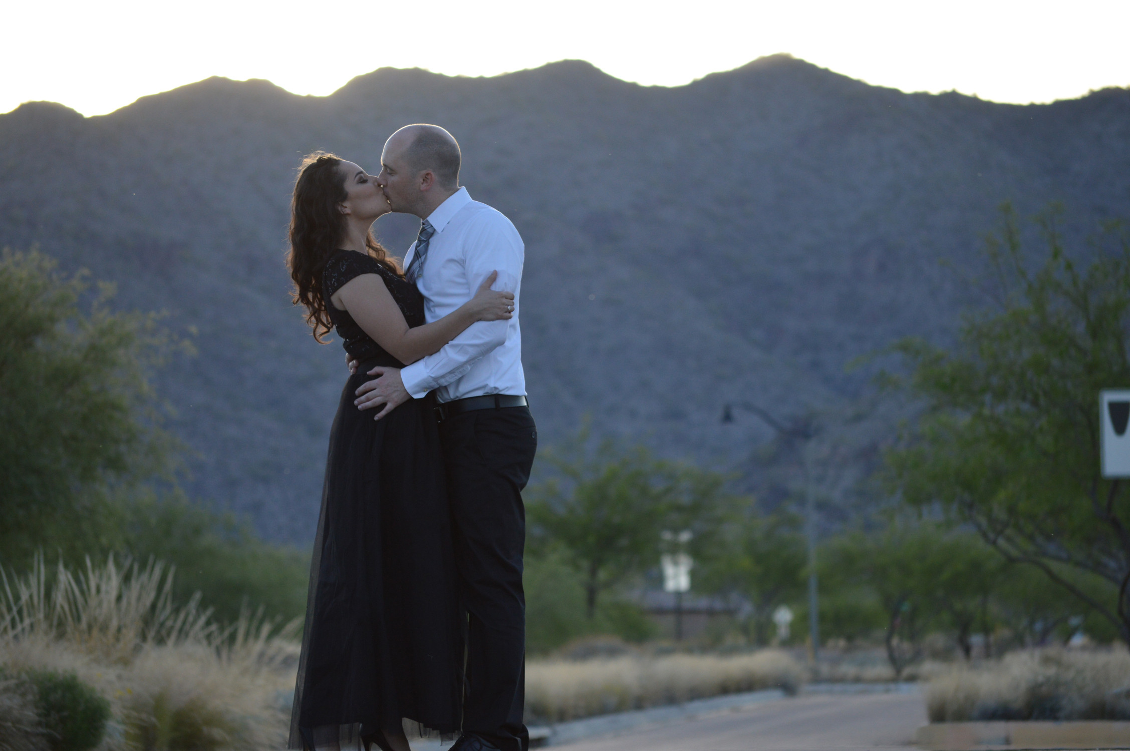 Photo and Video Wedding Session
