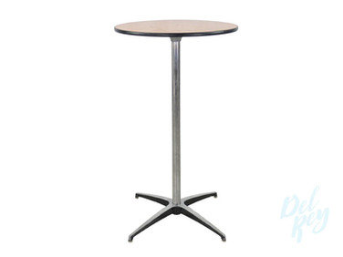 """24"""" Wooden Cocktail Table"""