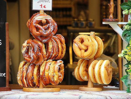 3 Delicious Recipes to Celebrate National Soft Pretzel Month