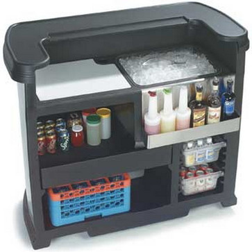 Carlisle Portable Bar Back