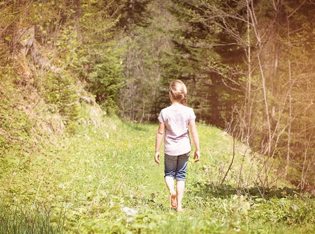 June is National Great Outdoors Month!  Tips on How to Celebrate it with Your Children