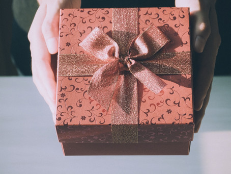 Receive Your Gift