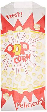1oz Pop Corn Bags Case 1000ct.