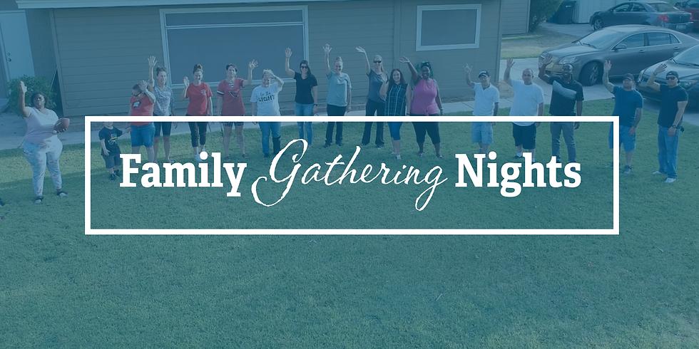 Family Gathering Night