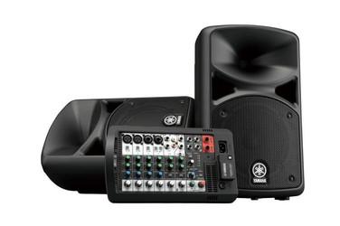 Yamaha 400 Watt PA System