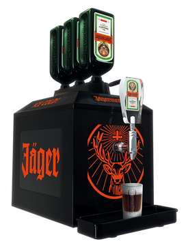 Jaggermeister Chiller Tap Machine