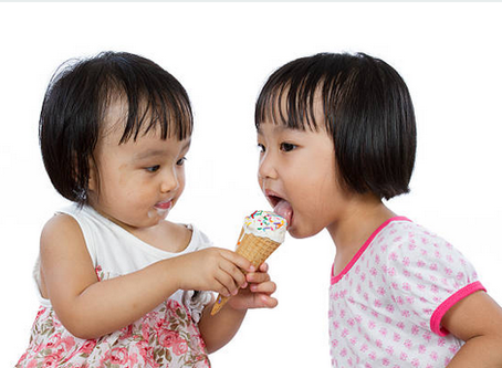 7 Ways to Enjoy National Ice Cream Month with Your Children & Stay Healthy