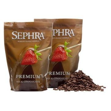 Sephra Milk Chocolate 2lb bag