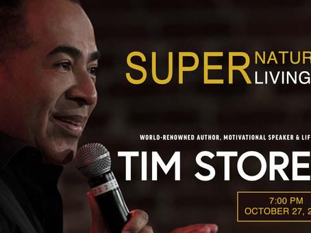 Tim Storey Unplugged