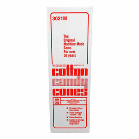 Cotton Candy Cones 1000ct.