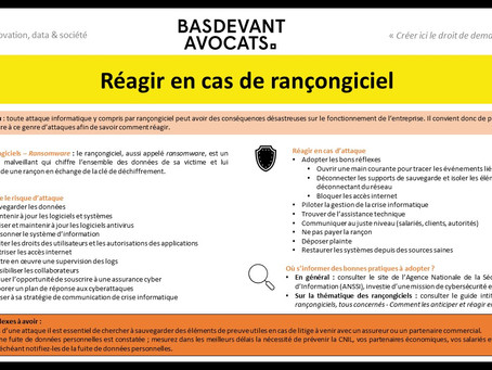 KDS #XIII. Réagir en cas d'attaque par rançongiciel