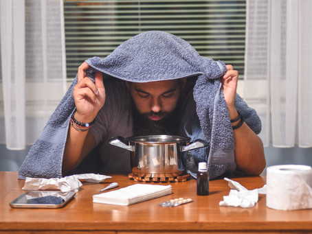 Does steam inhalation help you fight Covid-19?