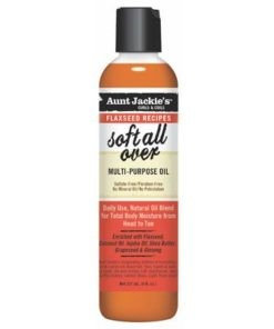 Aunt Jackie'sFlaxseed Soft All Over Multi Use Oil