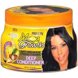 Mega Growth Deep Conditioner Anti Breakage