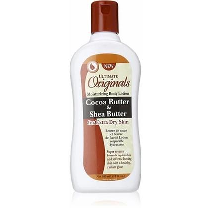 Ultimate Originals Cocoa & Shea Butter Body Lotion