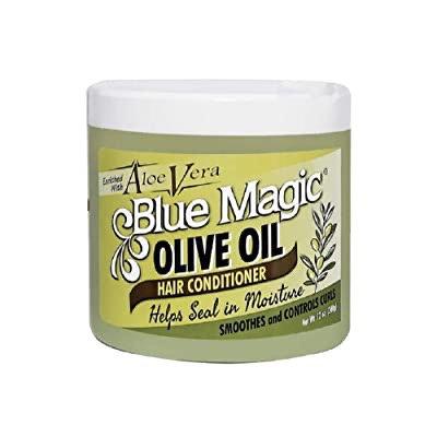 Blue Magic Aloe Vera Olive Oil Hair Conditioner