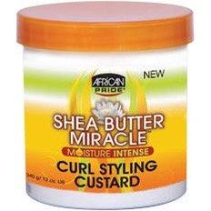African Pride Curl Styling Custard