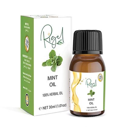 Rigel Mint Oil 100% Herbal Oils