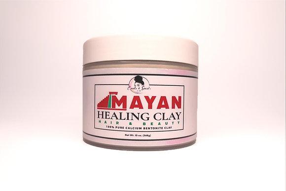 Curls & Swirls Mayan Healing Clay Hair & Skin Mask