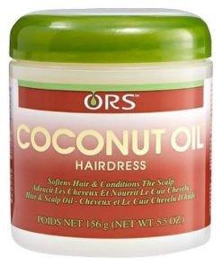 ORSCoconut Oil Hairdress Root Stimulator