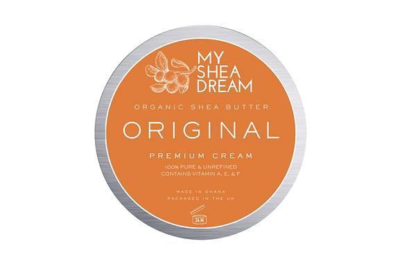 My Shea Dream Original Shea Butter Cream