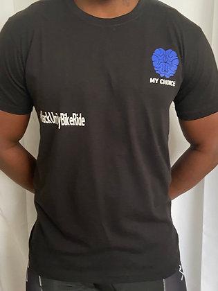 Black Riders Association x Black Unity Bike Ride t-shirt