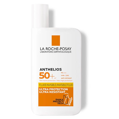 La Roche-Possay Anthelios Ultra-Light Invisible Fluid Sun Cream SPF50 50ml