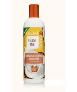Creme of NatureCoconut Milk Detangling & Conditioning Conditioner