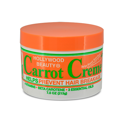 Hollywood Beauty Carrot Creme Repair Treatment