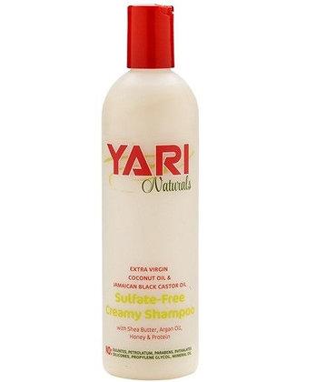 Yari Sulfate Free Creamy Shampoo
