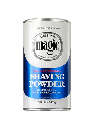 SoftSheen-Carson Magic Shaving Powder - regular