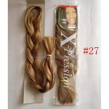 X-Pression Hair ExtensionColour No27