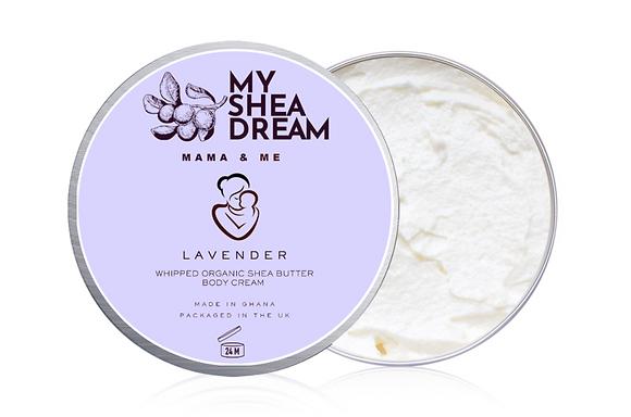 My Shea Dream Mama & Me Lavendar Shea Butter Cream