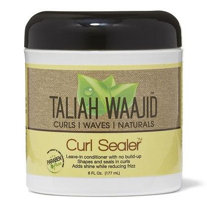 TALIAHWAAJID Curl Sealer Leave in Conditioner
