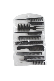 JB Hair combsComb Multipack (10pc)