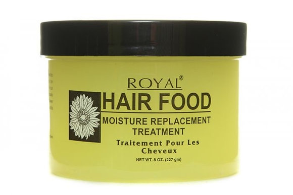 Royal Hair Food Moisture Replacement Treatment