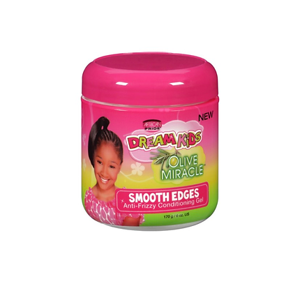 African Pride Olive Miracle Smooth Edges For Kids