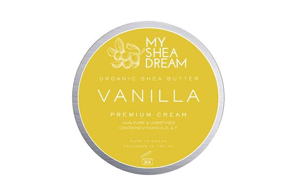 My Shea Dream Vanilla Shea Butter Cream