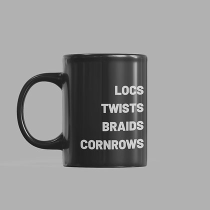 TBS HairStory Mugs - Multiple Colours