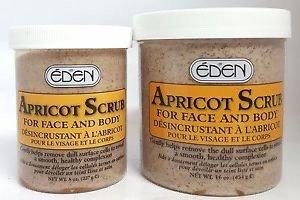 Eden Apricot Scrub