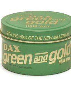 DAXStyling Wax - Green&Gold