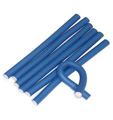 Extra Slim Curling Rods - 6pack
