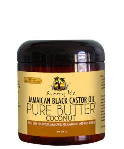 Sunny IslesJamaican Black Castor Oil Pure Butter Coconut