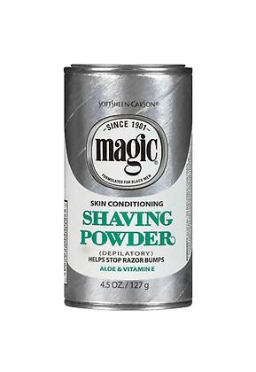 SoftSheen-Carson Magic Shaving Powder - Skin Conditioning