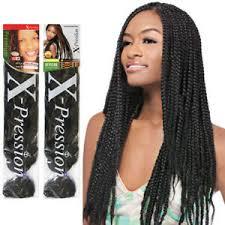X-Pression Hair ExtensionColour No1