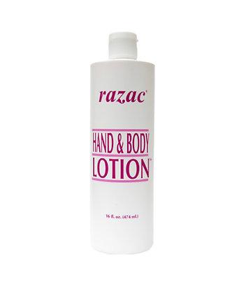 Razac hand & body lotion 14oz