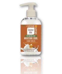 Creme of NatureCoconut Milk Moisture Curl Hair Milk