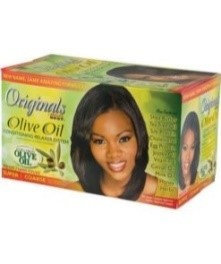 Africa's Best OrganicsOlive Oil Relaxer Kit Super