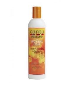 CantuShea Butter Natural Curl Activator Cream Bottle