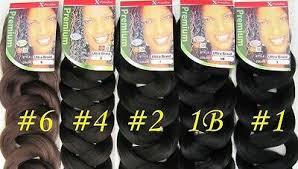 X-Pression Hair ExtensionColour No2